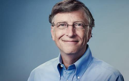 A história de Bill Gates