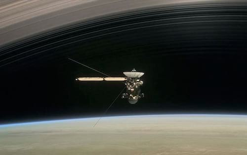 Sonda Cassini entra na última fase de sua missão