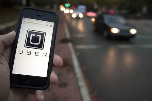 Uber mostra melhor nota de usuário dada pelo motorista