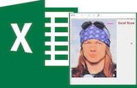 É possível desenhar no Excel?!?!