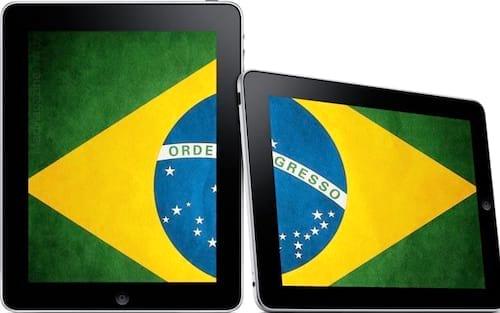 Apple encerra fabricação de iPads no Brasil