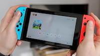 Nintendo quer vender 10 milhões de unidades do Switch