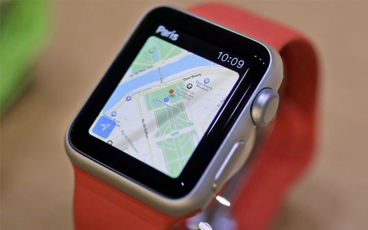 Google confirma retorno do app Maps para o Apple Watch