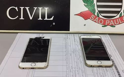 Jovem pode se dar mal após falsa comunicação de roubo de celular à polícia