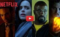 Confira o primeiro trailers de Os Defensores com todos os heróis