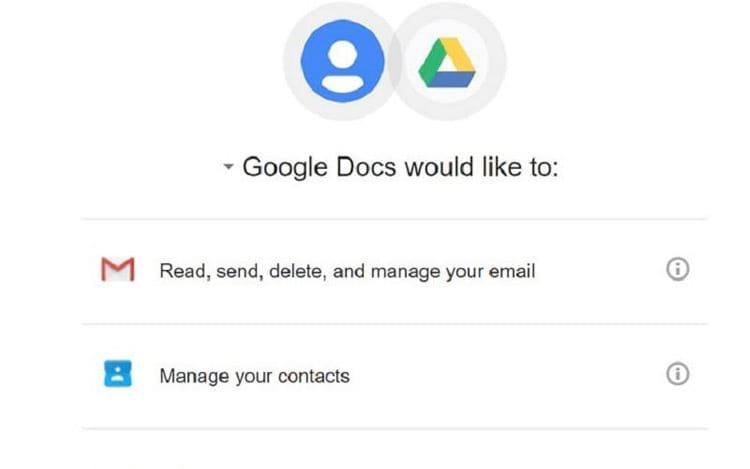 Falso ataque do Google Docs se espalha rapidamente pelo Gmail: cuidado