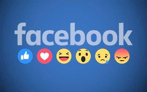 Facebook recebe Reactions em comentários