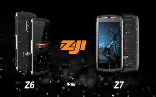 Já à venda os robustos Zoji Z6 e Z7