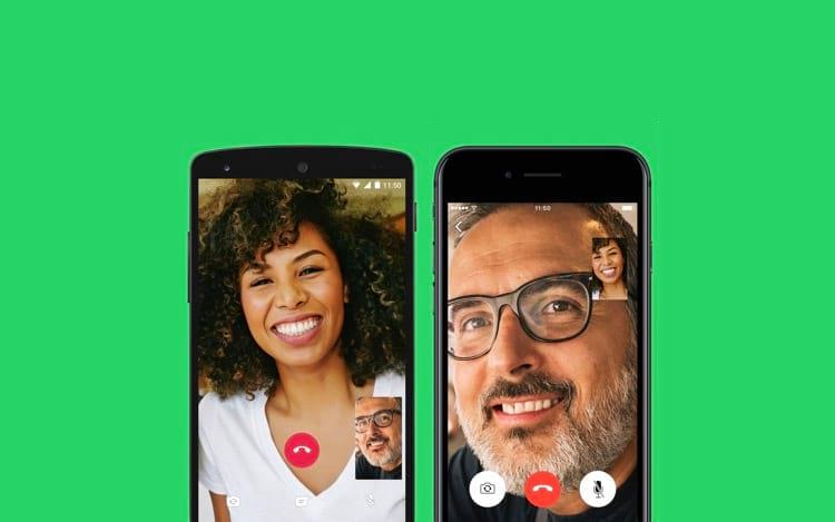 Usuários fazem 55 milhões de ligações de vídeo diárias através do WhatsApp