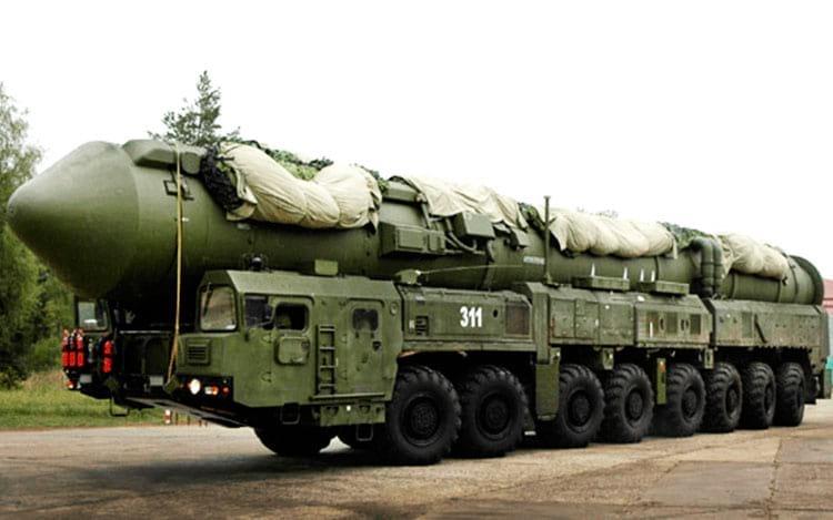 Como funciona um míssil balístico intercontinental