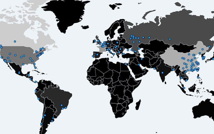 Ransomware que atingiu a Europa chega ao Brasil