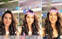 Instagram Stories lança novos filtros e máscaras para vídeos