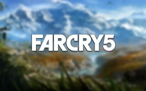 Ubisoft confirma data para a chegada do Far Cry 5 e ainda outros games