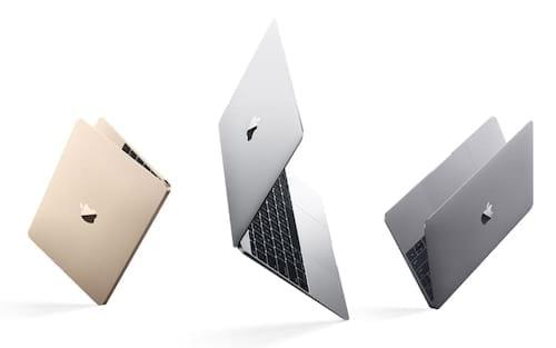 Apple apresenta novos MacBooks