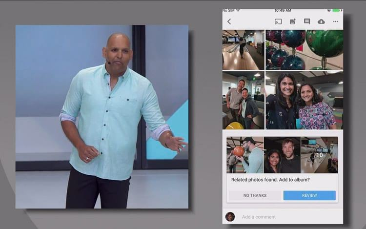 Google será capaz de remover qualquer elemento indesejado de fotos