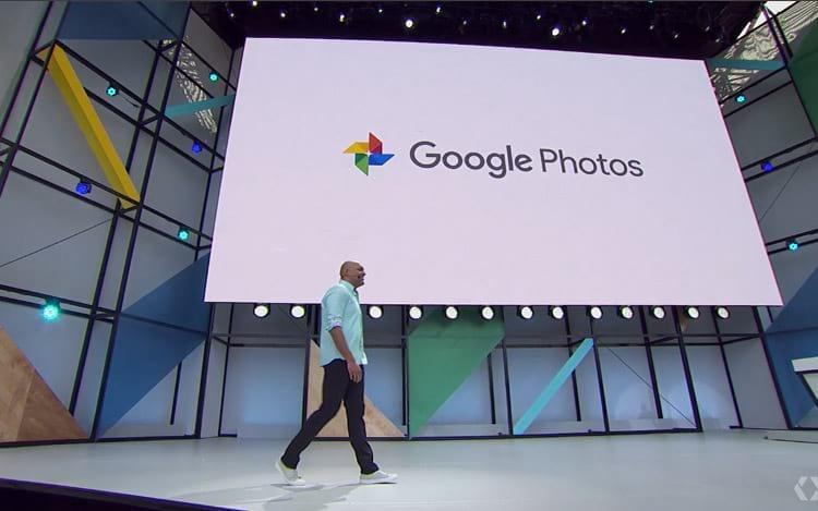 Google Fotos - Google I/O 2017