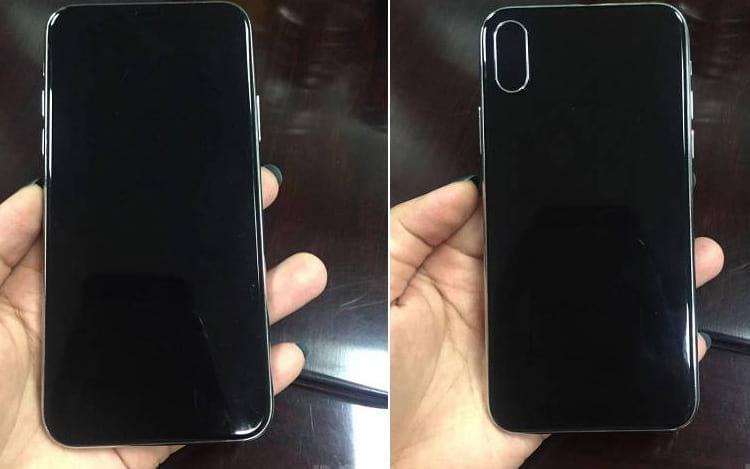 Vazam imagens de possível iPhone 8