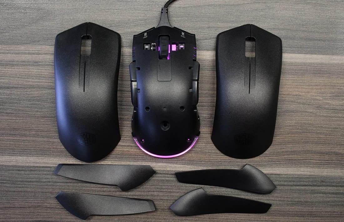 [VÍDEO] Review: CM MasterMouse Pro L, o melhor mouse modular ambidestro?