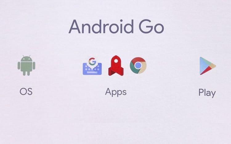 O que é Android Go?