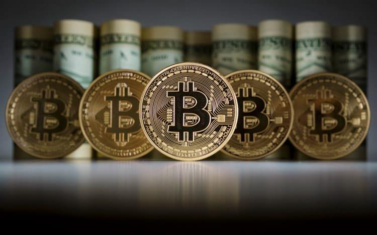 1 Bitcoin valendo US$ 2.000