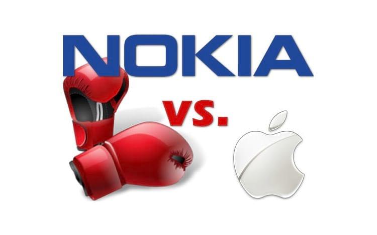 Nokia e Apple iniciam parceria na área de patentes