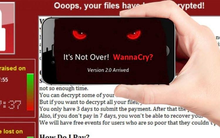 Vírus ransonware nos celulares?