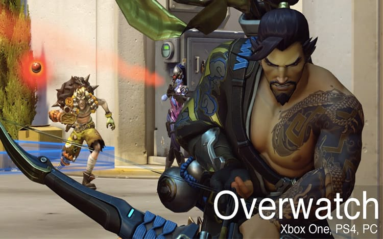 Overwatch com descontos de aniversário