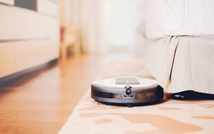 Robô aspirador Haier novo aliado dos afazeres domésticos