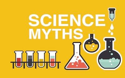 10 mitos da ciência que as pessoas ainda acreditam