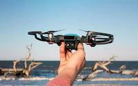 Drone Spark pode ser comandado por gestos