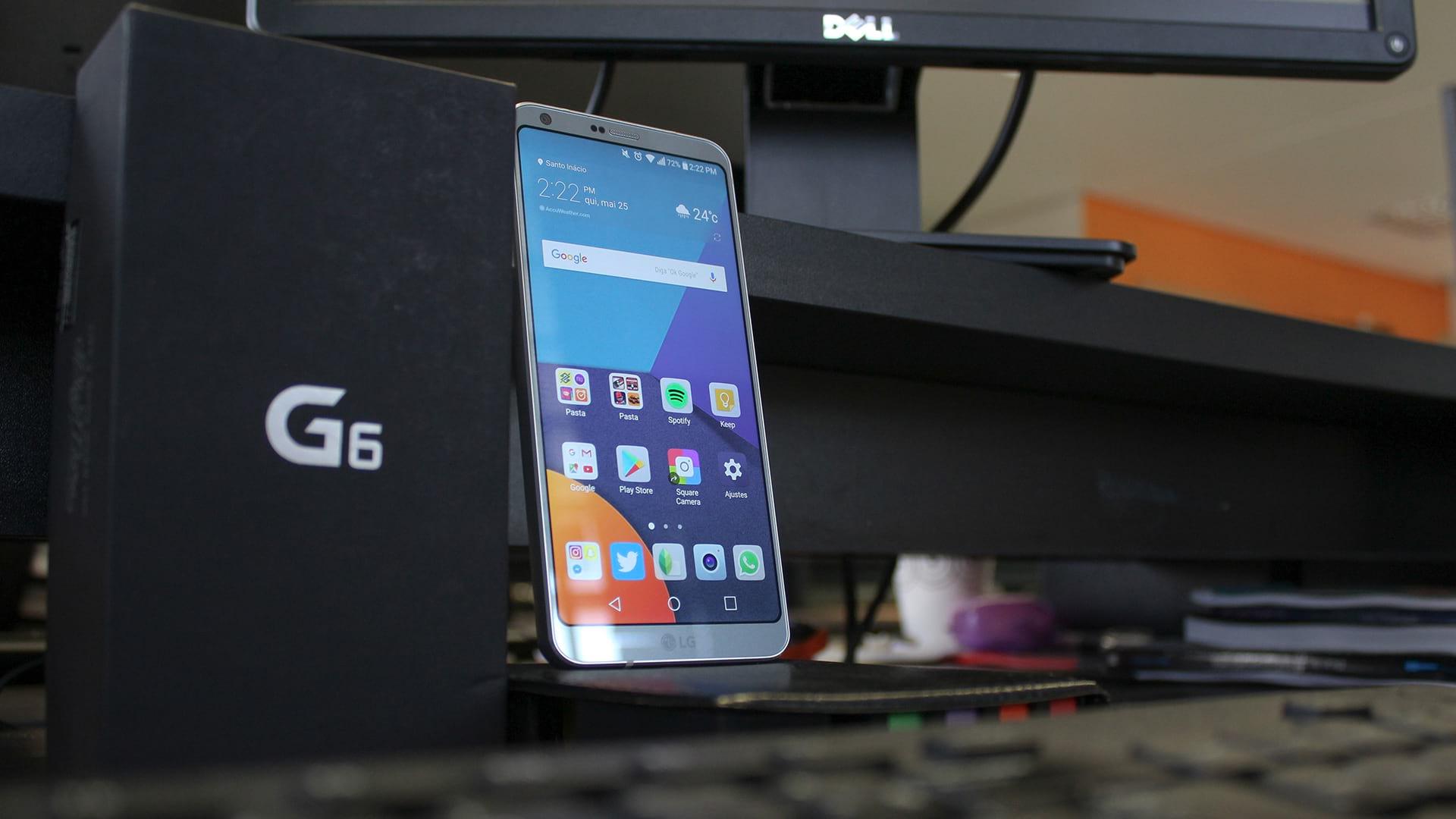 Review LG G6 - A volta por cima [vídeo]