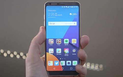 Review LG G6 - A volta por cima