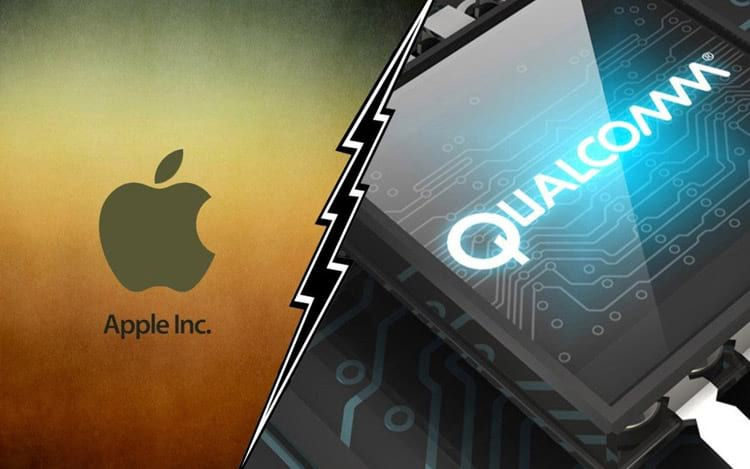 Qualcomm vs Apple?