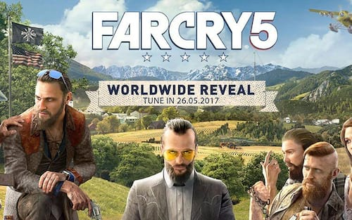 Veja o trailer de FAR CRY 5