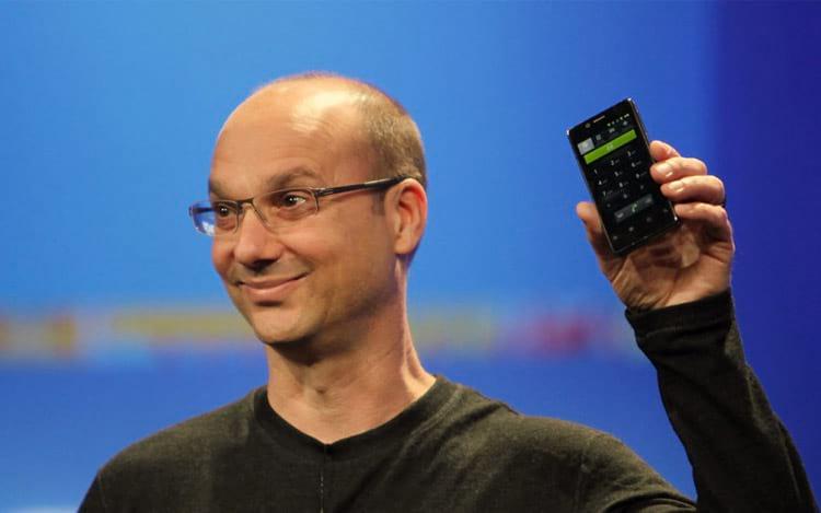 O smartphone do criador do Android — Essential Phone