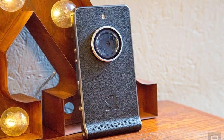Kodak Extra - smartphone com 21MP