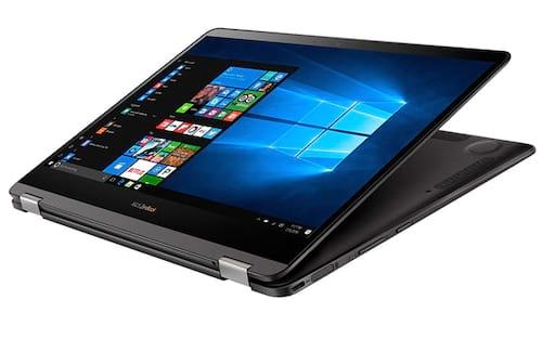 ASUS lança laptop mais fino do mundo com tela 4K