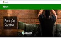 Microsoft cancela no Brasil a promoção do Xbox Live