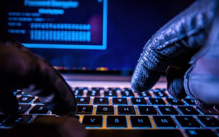 Hack através de rede social