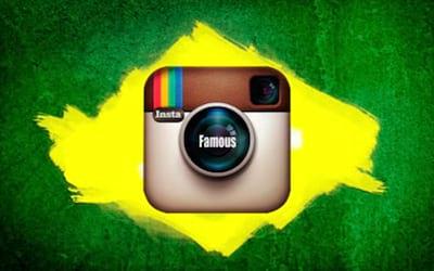10 perfis mais seguidos do Instagram no Brasil [ATUALIZADO]