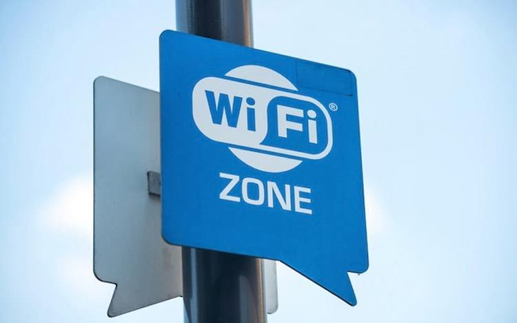 Wi-fi 0800 na Europa