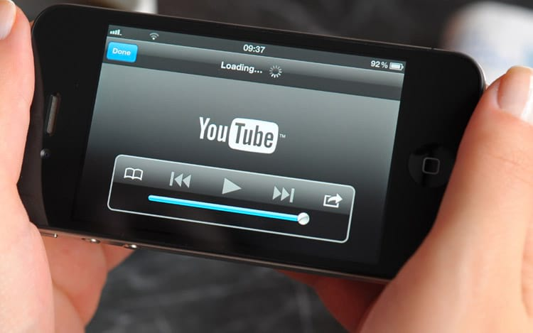 Vídeos como tendência de tráfego