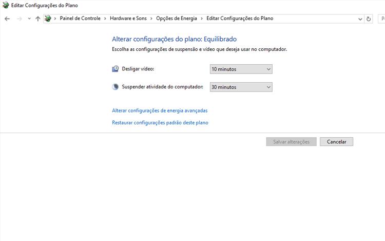 Como desativar o bloqueio de tela do Windows 10?