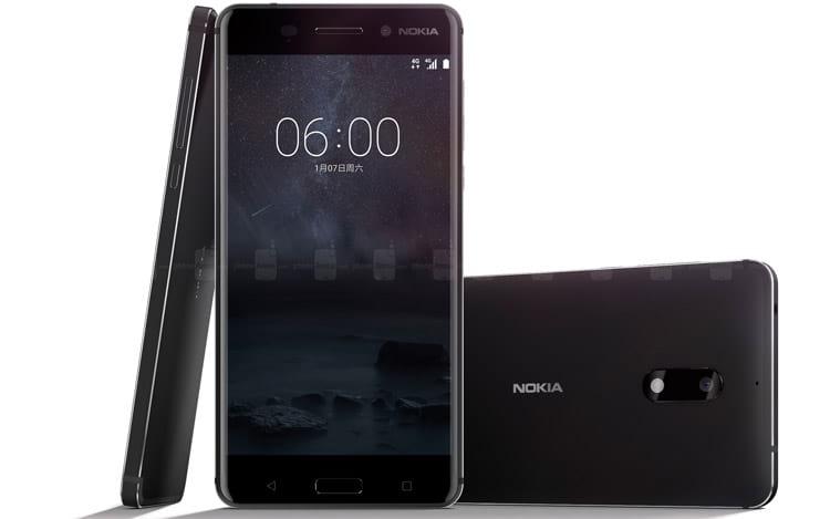 Smartphones Nokia 6, 5 e 3 estarão à venda até final de junho