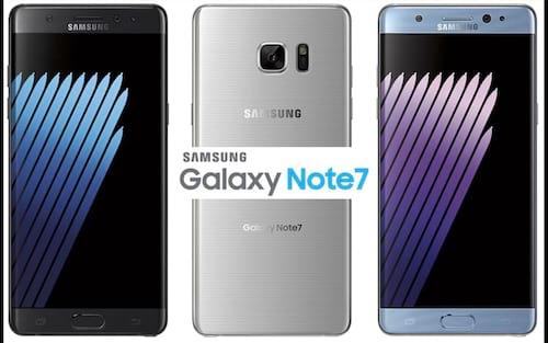 Versão repaginada do Galaxy Note7 deve chegar com preço salgado