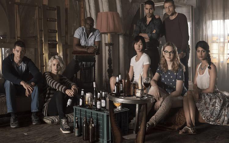 """Série """"Sense8"""" foi cancelada dia 01 de junho"""