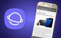 Navegador da Samsung chega com bloqueador de propagandas nativo para outras marcas
