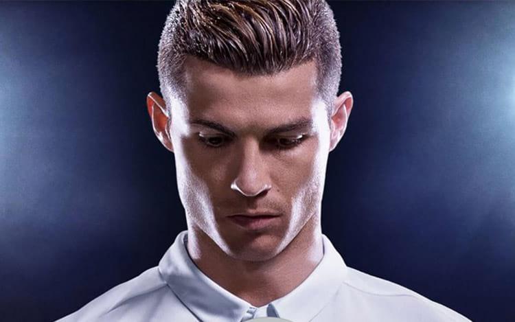 Fifa 18 edição Cristiano Ronaldo