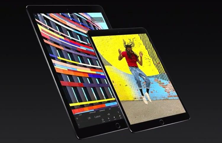Novos iPad Pro