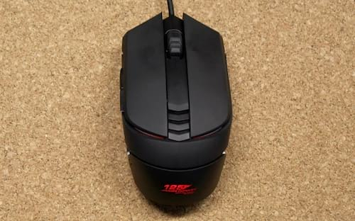 Review: James Donkey 125M, o mouse zangadão